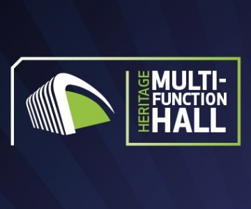 Heritage Multi Function Hall Logo Design