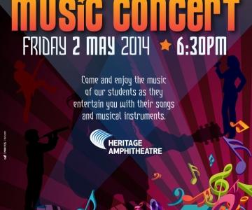 Heritage School Music Concert